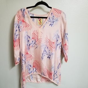 Johnny Was blouse size S